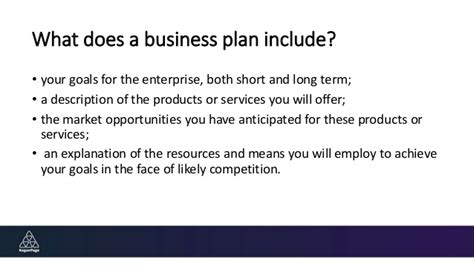 5 business plan cover page tips growthink jpg 638x359